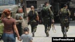 Тбилиси рапортует об установлении контроля над всеми населенными пунктами Кодорского ущелья