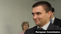 Павел Климкин, министр иностранных дел Украины.