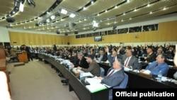 Irački parlament u Bagdadu