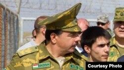 Шерали Мирзо, глава оборонного ведомства Таджикистана