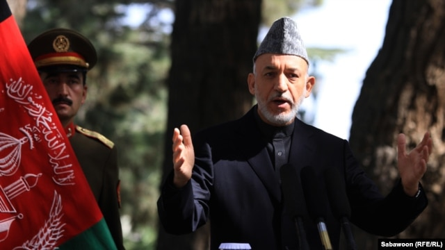 The ICG has released a report critical of President Hamid Karzai, saying he seemed more interested in maintaining his personal power rather than ensuring the long-term stability of the country.