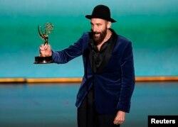 Джоган Ренк отримує премію «Еммі» за найкращу режисуру мінісеріалу «Чорнобиль»