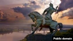 Памятник Салавату Юлаеву в Уфе. Фото: kulturarb.ru