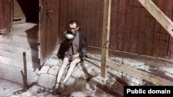 Nacistički koncentracioni logor Buchenwald oslobađaju američke snage 1945.