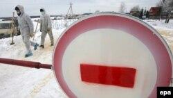 Лишь силы природы остаются пока неподвластны Кремлю. Птичий грипп под Москвой