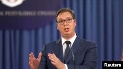 """""""Vučić (na fotografiji) je povukao vrlo talentovan potez"""""""