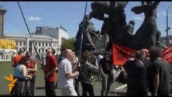 """""""Оккупай мэрия"""": рабочие против Путина"""