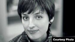 """Елена Костюченко, """"Новая газета"""" басылымының меншікті тілшісі."""