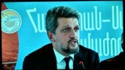 Փայլանը Մեջլիսում քննադատել է Թուրքիայի դիրքորոշումը Արցախի հարցում, Չավուշօղլուն արձագանքել է