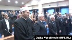 Komemorativna sjednica povodom smrti Sulejmana Tihića. Banja Luka, 26. septembar 2014.