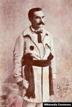 Ігнат Буйніцкі, 1910 год