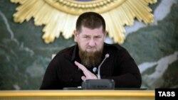 Глава Чечни Рамзан Кадыров, иллюстративное фото
