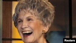 Элис Мунро - лауреат Нобелевской премии по литературе