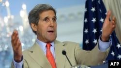 Sekretari amerikan i Shtetit, John Kerry