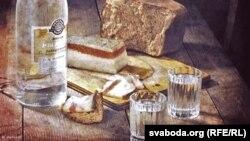 Ілюстрацыя Аляксея Серады