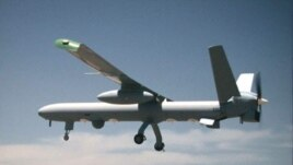 An Israel Hermes 450 drone