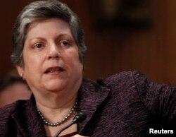 Джанет Наполитано, глава делегации США в Сочи