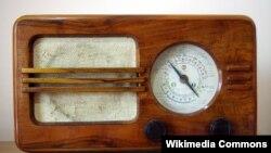 Radio aparat Kosmaj 49, ilustrativna fotografija