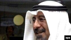 شيخ محمد الصباح السالم الصباح، نايب رييس شورای وزيران و وزير امور خارجه کویت. (عکس از AFP)