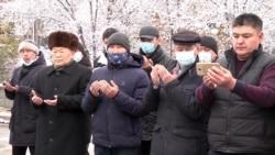 Жанболат Ағаділ қазасына орай Алматы, Шымкент, Ақтөбеде қаралы митинг өтті