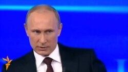 """Vladimir Putin despre așa numita """"blocadă"""" a regiunii transnistrene de către Ucraina și R. Moldova'"""