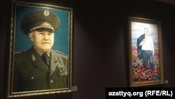 Экспозиция в музее Нурсултана Назарбаева. 6 октября 2020 года.