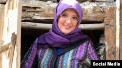 Iranian journalist Hengameh Shahidi