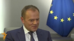Tusk Says Truth Will Prevail Over Russian Propaganda