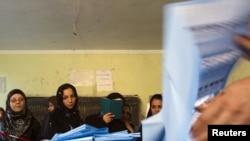 Афганистан. Выборы. 2010 г