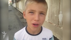 """11 yaşlı Elcan: """"Pul yoxdu"""""""
