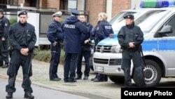 Австрия полициясы. (Көрнекі сурет)