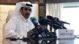 Kataryň energiýa ministri Saad Şerida al-Kaabi.