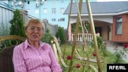 Қазақстан психоаналитиктер ассоциациясының президенті Анна Құдиярова. Алматы, маусым, 2009 жыл.