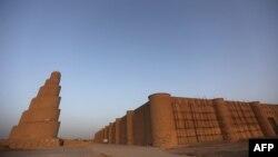 Малвия в Самарре, в городе к северу от Багдада, 25 мая 2015 года.