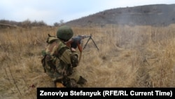 Сепаратисти на Донеччині, архівне фото