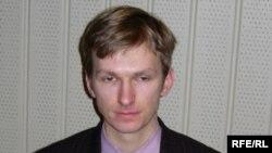 """Главный редактор газеты """"Деловая неделя"""" Егор Клопенко"""