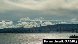 Облачно в Крыму. Архивное фото