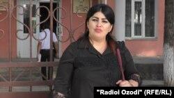 Парвина Рахмонова