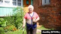 История пенсионерки из Зеленодольска Зайтуны Коротковой, жительницы дома, который власти признали аварийным, прогремела на всю страну