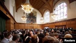 Gjykata Ndërkombëtare e Drejtësisë, 22 korrik 2010.