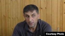 Хвича Мгебришвили рассказывает, что перешел на оккупированную территорию, чтобы найти колонии летучих мышей