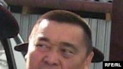 Журналист Рамазан Есіргепов сот үкімі шыққан күні. Тараз, 8 тамыз, 2009 жыл.