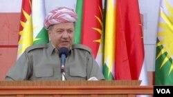 مسعود بارزانی می گوید، تلاش ها برای استقلال کردستان بیهوده نبوده است.