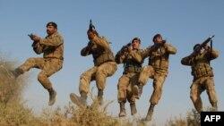 Припадници на пакистанските безбедносни сили