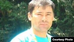 Ардак Тогымов из центра олимпийской подготовки при агентстве по делам спорта и физической культуры Казахстана.