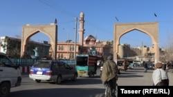 شهر غزنی