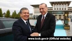 Түрк-өзбек лидерлеринин Анкарадагы жолугушуусу, 25-октябрь.