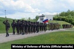 Zajedničkoj rusko-srpska antiteroristička vežba koja se održava od 20. do 25. maja u Srbiji