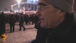 У акцыі ўдзельнічае Ўладзімер Ганчарык