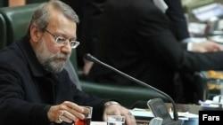 علی لاريحانی، رييس مجلس شورای اسلامی